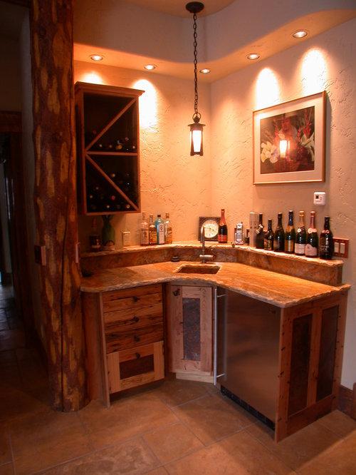 Eclectic Denver Wine Cellar Design Ideas Remodels Photos