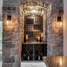 Contemporary Wine Cellar by Spacecrafting / Architectural Photography