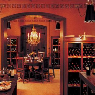Idéer för vintage vinkällare