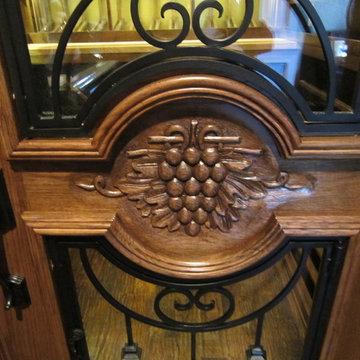 Grapevine Wine Cellar Door Design Texas