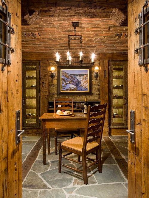 Laminate Flooring Option Wine Cellar Design Ideas