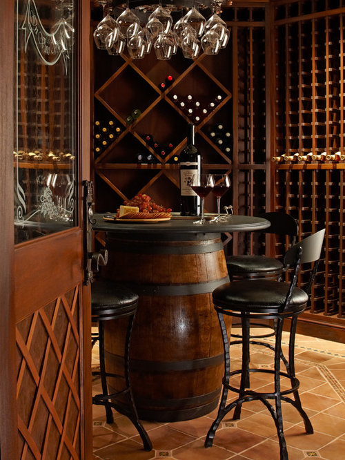 Wine Barrel Table Ideas Pictures Remodel And Decor