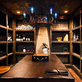 Hamptons wine cellar