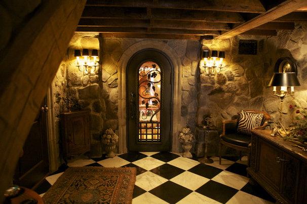 Eclectic Wine Cellar by Keuka Studios, Inc
