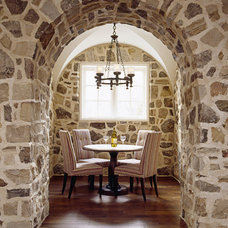Traditional Wine Cellar by Harrison Design Associates - DC