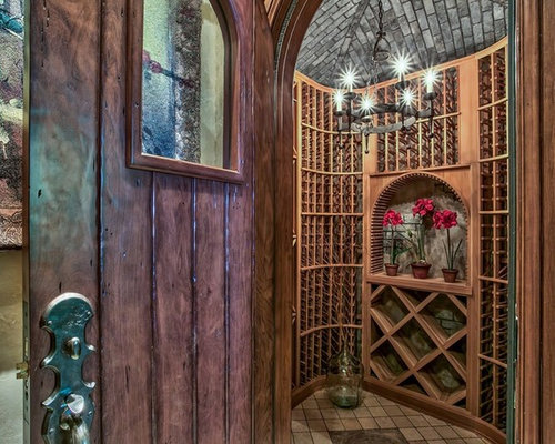 Country sacramento wine cellar design ideas renovations for Wine country decorating style