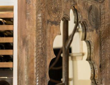 Hidden Wine Cellar Door