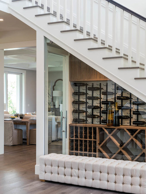 Inspiration For A Transitional Wine Cellar Remodel In Los Angeles