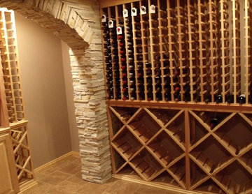 Home Bars & Wine Cellars