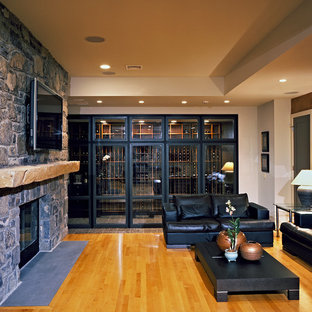 House in the Woods - Wine Cellar