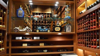 How a Master Builder Doubled the Size of a Custom Wine Cellar in Los Angeles