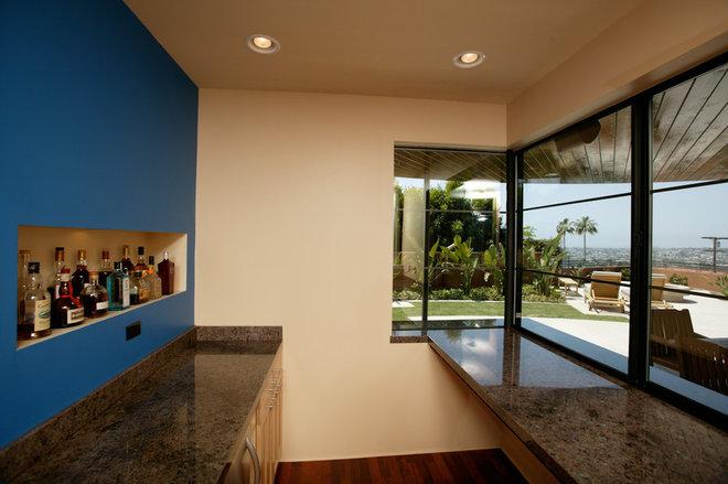 Modern Wine Cellar by Silva Studios Architecture