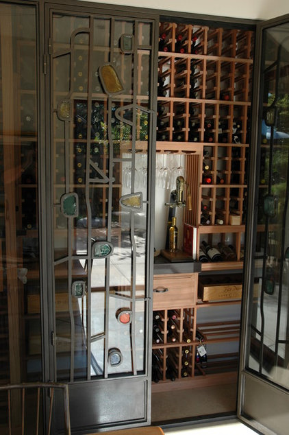 Eclectic Wine Cellar by Vintage Cellars