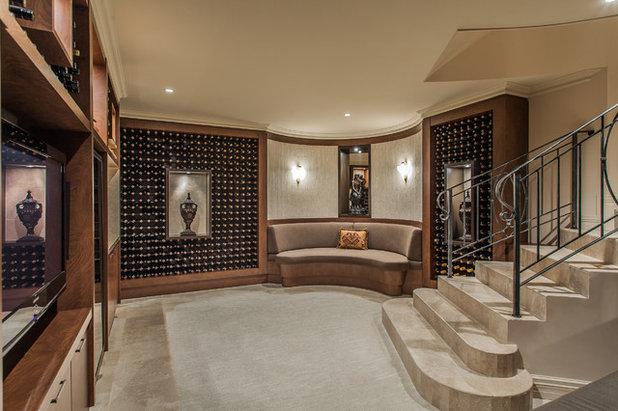 Mediterranean Wine Cellar by Putragraphy
