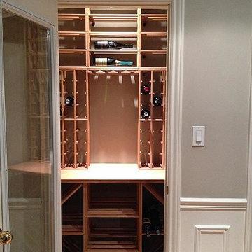 Jack- Wine Cellar Design