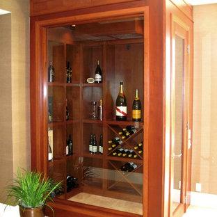 Foto på en orientalisk vinkällare