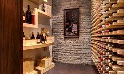 Justice Kohlsdorf Residence Wine Cellar