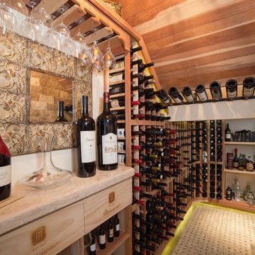 Kachina Drive Wine Cellar
