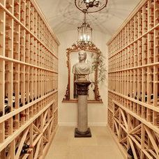 Mediterranean Wine Cellar by Spacecrafting / Architectural Photography
