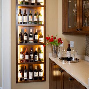 Transitional wine cellar photo in DC Metro