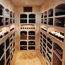 Traditional Wine Cellar La Cave TimothyJohn