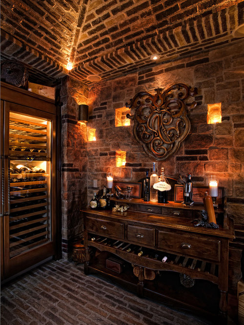 Brick Wine Cellar Design Ideas amp Remodel Pictures Houzz