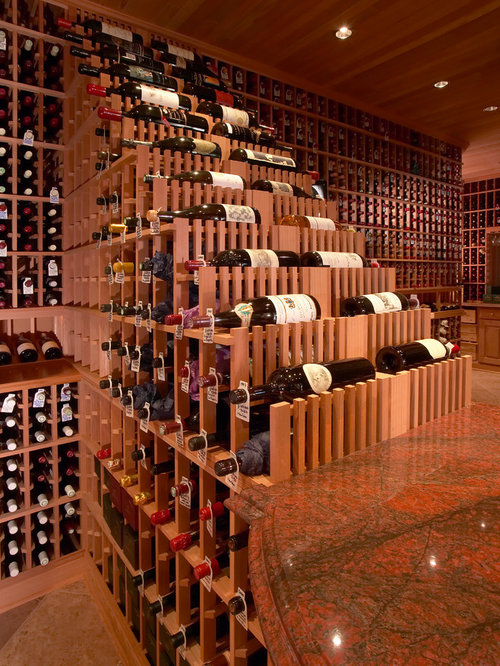 Beverly Hills Los Angeles Large Walk In Custom Wine