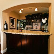Wine Cellar by Lars Remodeling & Design