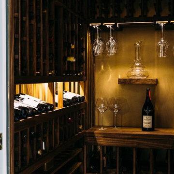 Leeds Res - Los Angeles Westside - Custom Wine Cellar