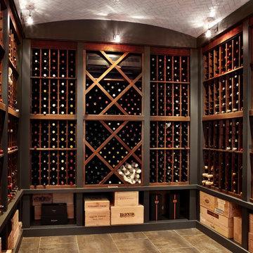 LG Construction + Development Wine Cellar
