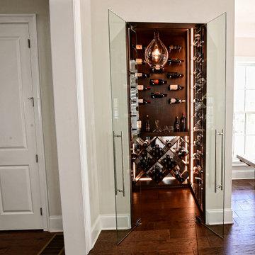 Living room Wine Lounge