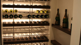 Loft Living Wine Cellars
