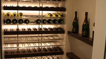 Loft Living Wine Cellars
