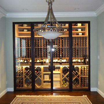 Lombardi Wine Door