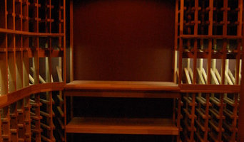 Long Thin Wine Cellar