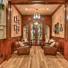 Traditional Wine Cellar by LuAnn Development, Inc.