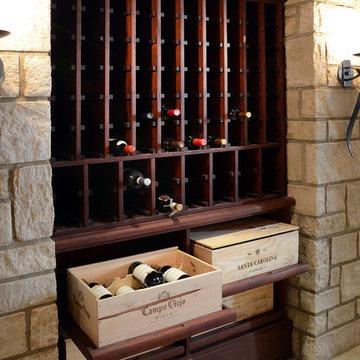 Mahogany Wine Cellars