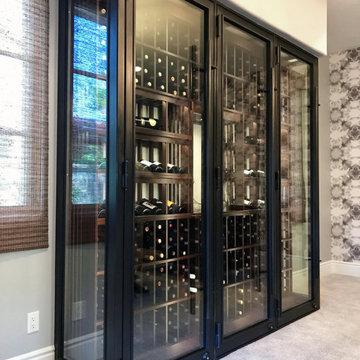 MAIDEN Steel Wine Room Doors