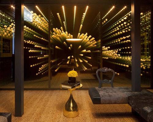 Maison de luxe showhouse Maison de luxe moderne