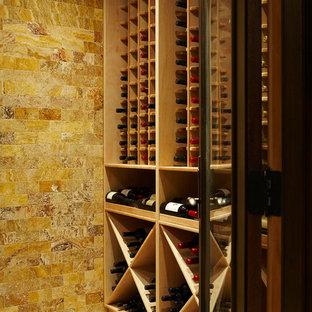 Idéer för en klassisk vinkällare