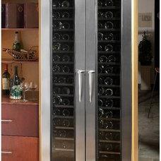 Contemporary Wine Cellar by Wine Cellar Depot