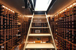 Masons Ave wine cellar