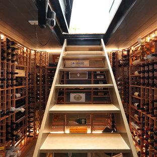 Masons Ave wine cellar