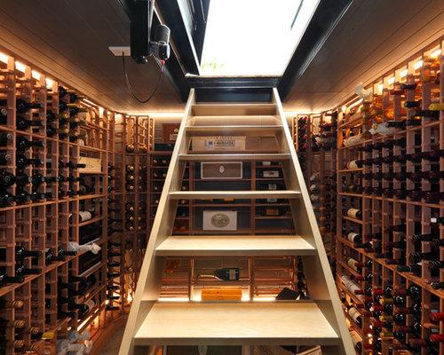 Trap door ideas pictures remodel and decor - Wine cellar trap door ...