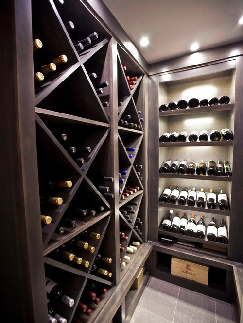 Whiskey cellar home design ideas pictures remodel and decor for Small basement wine cellar