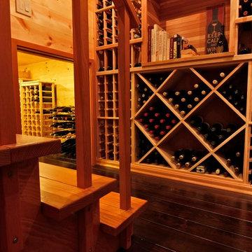 Medina WA wine Cellar - JM
