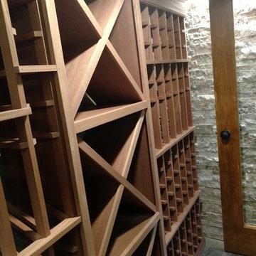Merton, WI Wine Cellar