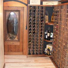 Wine Cellar by Milan Marich