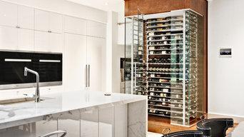 Millesime Wine Rack in the wine cellar 39