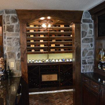 Mills Farm Wine Cellar